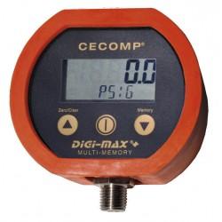 F20B & F20BN Absolute Process Instruments - цифровой манометр / с дисплеем LCD / электронный / для газа