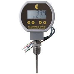 температурный зонд RTD / малогаб Absolute Process Instruments - температурный зонд RTD / малогабаритный / со вставкой / с ручкой