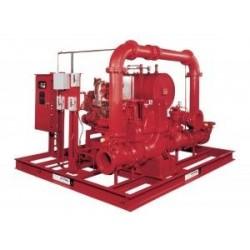 насос для воды / с дизельным дви AC Fire Pump - насос для воды / с дизельным двигателем / центробежный / промышленный