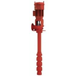 насос для воды / электрический / AC Fire Pump - насос для воды / электрический / полупогружной / турбинный