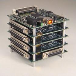 аналоговая входная плата / USB / ACCES I/O Products, Inc. - аналоговая входная плата / USB / 8 каналов / программируемая
