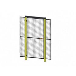 ворота со штабелированием / ство Access Srl - ворота со штабелированием / створчатый / раздвижной / для использования в помещени