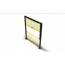 Access Srl - раздвижной ворота / промышленный / автоматический / для безопасности