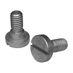 винт с цилиндрической головкой / ACCURATE BUSHING - винт с цилиндрической головкой / с разрезом / самоблокирующийся