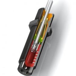 MC225EUM ACE Controls Inc. - амортизатор удара / пневматический / для машины / автокомпенсатор