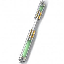 GST-40 ACE Controls Inc. - газовая пружина из нержавеющей стали / для высоких нагрузок / для промышленного применения