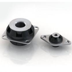 AAM-5642 ACE Controls Inc. - круглая антивибрационная опора / из металла / из каучука / машина