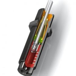 MC225 ACE Controls Inc. - амортизатор удара / пневматический / для машины / автокомпенсатор