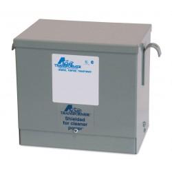 изоляционный трансформатор / инк Acme Electric - изоляционный трансформатор / инкапсулированный / напольный / трехфазовый