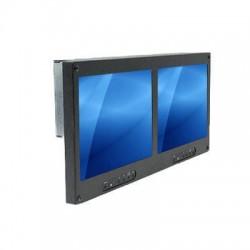 монитор LCD / 1024 x 768 / для м Acnodes corporation - монитор LCD / 1024 x 768 / для монтажа в стойку / встраиваемый