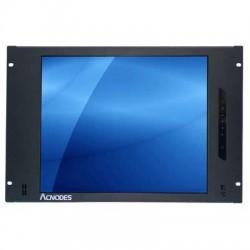 монитор LCD / 1280 x 1024 / для  Acnodes corporation - монитор LCD / 1280 x 1024 / для монтажа в стойку / встраиваемый