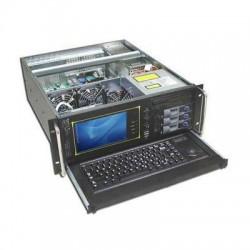 вмонтированная рабочая станция / Acnodes corporation - вмонтированная рабочая станция / для монтажа в стойку / Intel® Core™ 2 Du