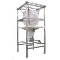 аппарат для опорожнения мешков с Acromet - аппарат для опорожнения мешков с сыпучим материалом для погрузки навалом / автоматиче