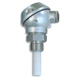 емкостный уровнемер / для жидкос ACS-CONTROL-SYSTEM GmbH - емкостный уровнемер / для жидкостей / резьбовой