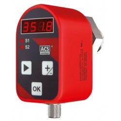 абсолютный датчик давления / емк ACS-CONTROL-SYSTEM GmbH - абсолютный датчик давления / емкостный / керамический / аналоговый