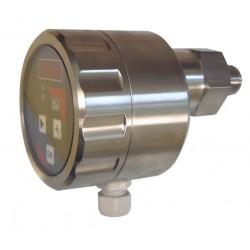 абсолютный трансдуктор давления  ACS-CONTROL-SYSTEM GmbH - абсолютный трансдуктор давления / с тонким слоем / аналоговый / с выс