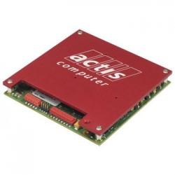 модуль ЦП COM Express / PCI Expr ACTIS Computer - модуль ЦП COM Express / PCI Express / AMCC PowerPC PPC460EX / встроенный