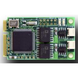 интерфейсная плата PCI Express / ACTIS Computer - интерфейсная плата PCI Express / последовательная / USB / CAN Bus