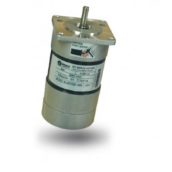 BLM57025-1000 Серводвигатель Leadshine  24VDC 25 Вт