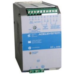 источник электропитания AC/DC /  ADELsystem - источник электропитания AC/DC / с двумя выходами / на DIN-рейке / компактный