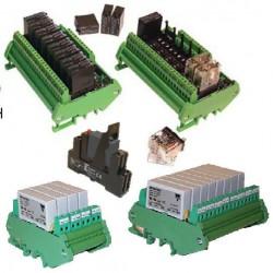 электромеханическое реле 24 Vcc  ADELsystem - электромеханическое реле 24 Vcc / модульное / для интерфейса / для печатной платы