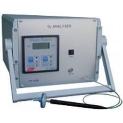 анализатор для кислорода / двуок Adev - анализатор для кислорода / двуокиси углерода / настольный / непрерывного действия