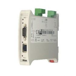 преобразователь Ethernet / RS-48 ADFweb.com - преобразователь Ethernet / RS-485 / на DIN-рейке