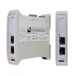 преобразователь Ethernet / CAN / ADFweb.com - преобразователь Ethernet / CAN / на DIN-рейке
