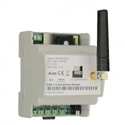 модем GSM / с сигналом тревоги / ADFweb.com - модем GSM / с сигналом тревоги / на DIN-рейке / с цифровым входом / выходом