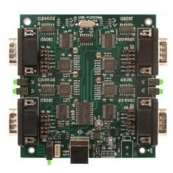 интерфейсная плата PC/104 / посл ADL Embedded Solutions - интерфейсная плата PC/104 / последовательная / USB