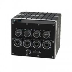 компактный корпус / модульный /  ADL Embedded Solutions - компактный корпус / модульный / из нержавеющей стали / для промышленно