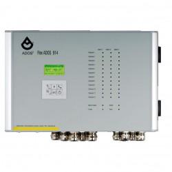 станция обнаружения газа ЖК-дисп ADOS GmbH, Mess- und Regeltechnik - станция обнаружения газа ЖК-дисплей / многоканальная