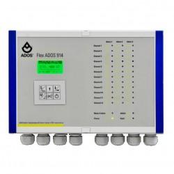 система обнаружения для газов ADOS GmbH, Mess- und Regeltechnik - система обнаружения для газов