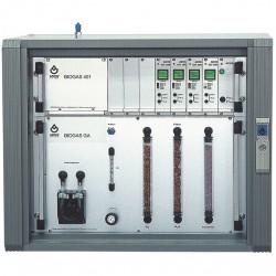 анализатор метана / двуокиси угл ADOS GmbH, Mess- und Regeltechnik - анализатор метана / двуокиси углерода / для биогаза / для г