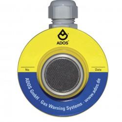 электрохимический датчик токсичн ADOS GmbH, Mess- und Regeltechnik - электрохимический датчик токсичных газов
