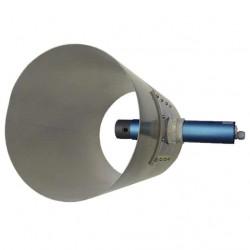 воздушный фильтр / цилиндрически ADOS GmbH, Mess- und Regeltechnik - воздушный фильтр / цилиндрический / непрерывной промывки /