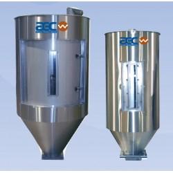 бункер для сушки / для окатышей  AEC, Inc. - ACS Group - бункер для сушки / для окатышей / для пластмассы