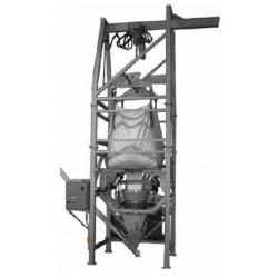 аппарат для опорожнения мешков с AEC, Inc. - ACS Group - аппарат для опорожнения мешков с сыпучим материалом для погрузки навало