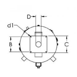 бункер для питания / для пластма AEC, Inc. - ACS Group - бункер для питания / для пластмассы / для окатышей / с сушкой