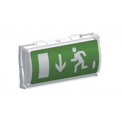 аварийное освещение / светодиодн AEES - аварийное освещение / светодиодное / настенное