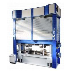 гидравлический пресс / штамповоч AEM3 S.r.l. - гидравлический пресс / штамповочный / для штамповки / для сгибания