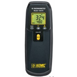 инфракрасный термометр / цифрово AEMC Instruments - инфракрасный термометр / цифровой / подвижный / промышленный