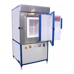 печь для термообработки / с каме AET TECHNOLOGIES - печь для термообработки / с камерой / газовая