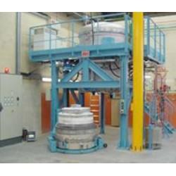печь для спекания / с защитным к AET TECHNOLOGIES - печь для спекания / с защитным колпаком / электрическая / в атмосфере 100% в