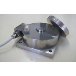 датчик силы при сжатии / тип кно Agisco s.r.l. - датчик силы при сжатии / тип кнопка / из нержавеющей стали / IP68