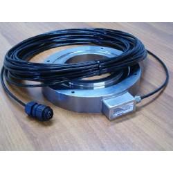 датчик силы на напряжение / коль Agisco s.r.l. - датчик силы на напряжение / кольцевой / из нержавеющей стали / IP67