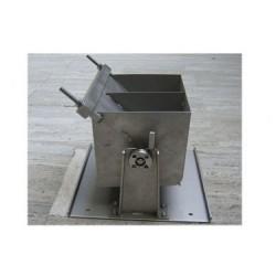 расходомер для жидкостей / из не Agisco s.r.l. - расходомер для жидкостей / из нержавеющей стали / IP68