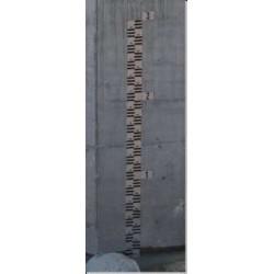 детектор уровня для воды / байпа Agisco s.r.l. - детектор уровня для воды / байпас / с прямым считыванием