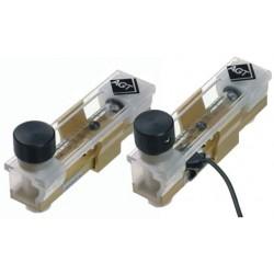 расходомер с поплавком / для газ AGT Thermotechnik - расходомер с поплавком / для газа / установленный в измерительной трубе