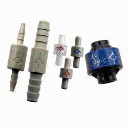 дисковый предохранительный клапа AIR Logic - дисковый предохранительный клапан / миниатюрный / пневматический / из полипропилена